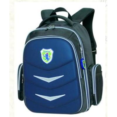 後背包大容量可放A4資料夾電腦防水尼龍布材質多隔層加強護脊護肩透氣中高年級後背書包