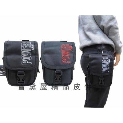 腰包外掛式腰包中容量工作包工具袋隨身物品專用輕便腰包防水尼龍布型男必備款