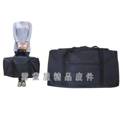 旅行袋台灣製造U型開口超大容量手提肩背斜側背附長肩背帶防水尼龍布材質好收納可刷洗