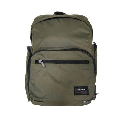 後背包中容量可A4夾台灣製造折疊收納輕便好攜帶超輕防水尼龍布耐磨損耐重可固定掛行李箱