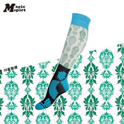 美肌刻 登山保暖壓力襪 半統壓力襪 出國旅遊壓力襪 JG-008【20Y03M48】