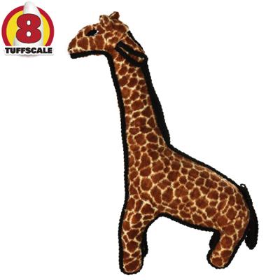 【TUFFY-狗玩具】動物庭院系列:長頸鹿(小)