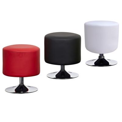 【愛家】高級精緻PU皮革椅面-工作椅/洽談椅/旋轉椅/化妝椅/會客椅/餐椅(三色可選)