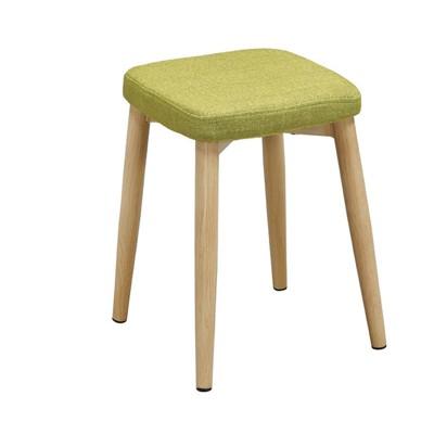 32cm布面椅凳-a720-19餐椅 北歐工業風 書桌椅 長凳 實木椅 皮椅布椅 餐廳吧檯椅 會議椅