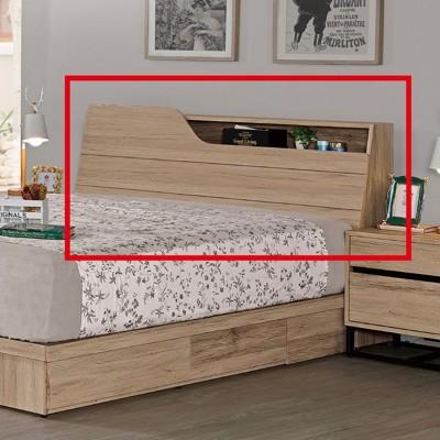 151.5cm床頭-a097-3床頭片 床頭櫃 單人床片 貓抓皮 亞麻布 貓抓布 【金滿屋】
