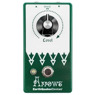 earthquaker devices arrows pre-amp booster 效果器 總代理