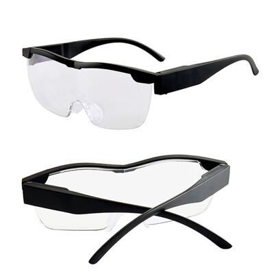 LED燈放大鏡眼鏡 H190019-2-K