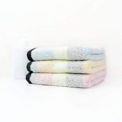 【星紅毛巾】台灣製 - 日系竹炭毛巾