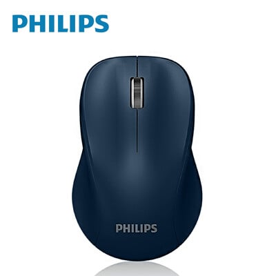 PHILIPS 飛利浦 SPK7384 無線滑鼠 滑鼠 羅技滑鼠 辦公室滑鼠 人體工學