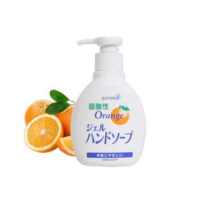 animo 柑橘弱酸性洗手液 200ml【UR8D】