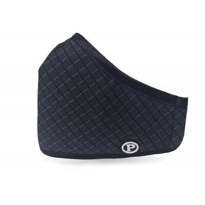 【品業興PYX】可水洗專利口罩-P系列三層防護口罩-黑格紋