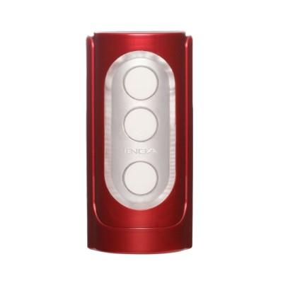 ◤ViVi◥日本TENGA-壓力式異次元體位杯(紅色緻密光滑纏繞) 飛機杯 自慰器 成人用品