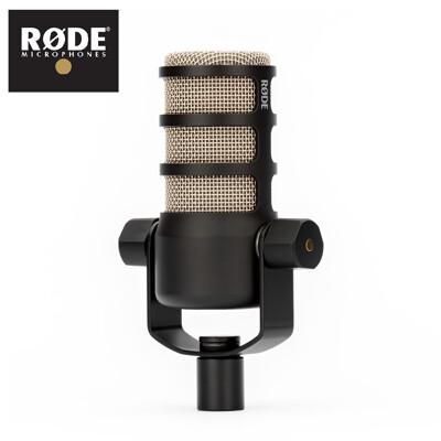 【敦煌樂器】RODE PODMIC 廣播級動圈式麥克風
