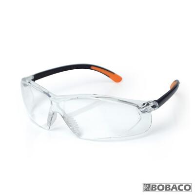 台灣製【強化抗UV安全眼鏡-彈力型737】工作護目鏡 防護眼鏡 防塵護目鏡 透明護目鏡