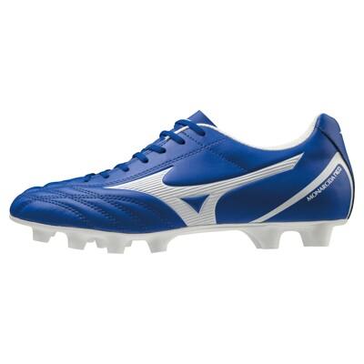 MIZUNO 寬楦 足球釘鞋 MONARCIDA NEO SELECT 藍 P1GA202501