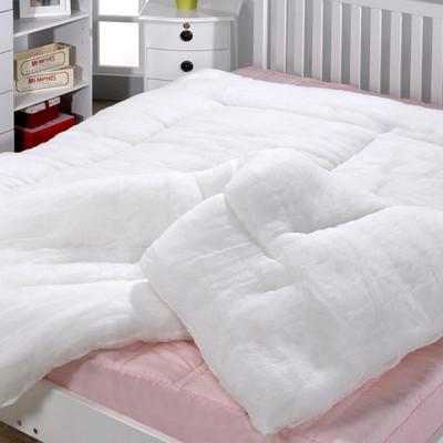 【必推最大檔活動/贈送限量被套】台灣製輕柔舒眠暖被-雙人/棉被/厚被