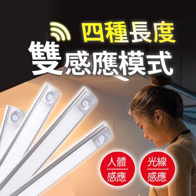 【Gooday升級款】USB充電感應燈/LED露營燈(24公分款)