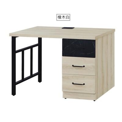 【MUNA】亞倫4尺書桌(DJ01)(共三色)