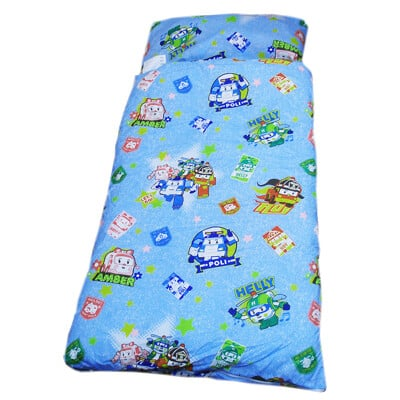 【17mall】波力POLI幼教兒童睡袋