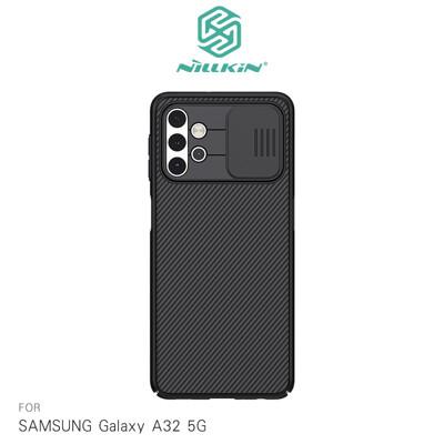 NILLKIN SAMSUNG Galaxy A32 5G 黑鏡保護殼