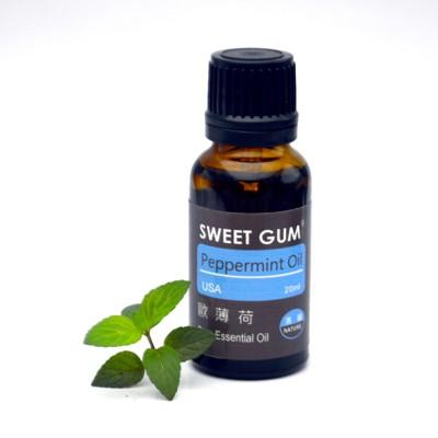 斯薇康 歐薄荷 20ml 單方純精油 薄荷腦原料 清涼 產地:美國 Peppermint Oil