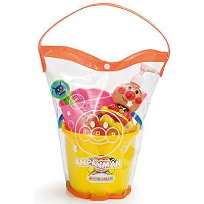 日本進口 麵包超人 Anpanman 玩水玩具 洗澡玩具