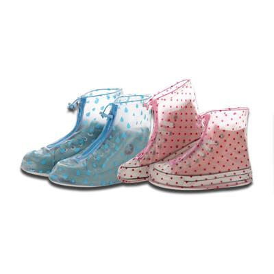 日系潮流吸睛雨鞋