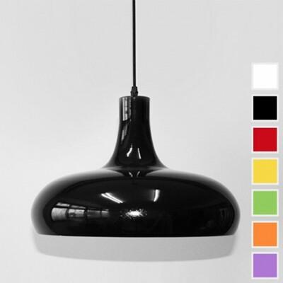 18PARK-顏色吊燈-7色 [黑,全電壓]