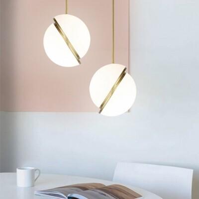 18PARK-圓視角吊燈 [全電壓,30cm]