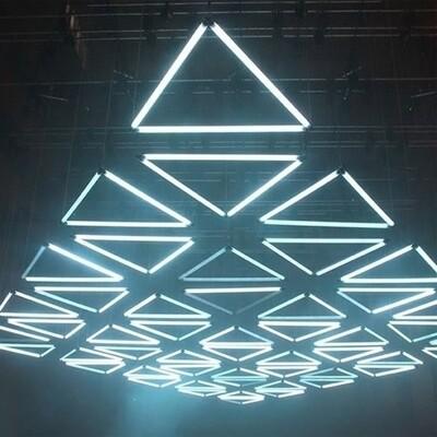18PARK-LED霓虹串接燈 [全電壓,30cm,綠光]