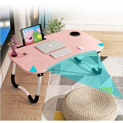 最新款升級版多功能床上懶人折疊桌/摺疊桌
