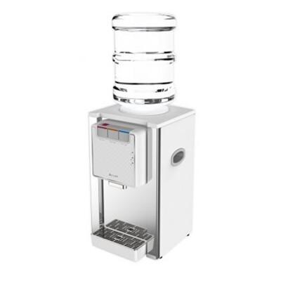 元山不鏽鋼桶裝水冰溫熱飲水機YS-8201BWIB(不含飲用水桶)