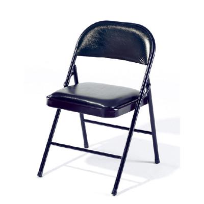【ONE 生活】登雀黑色皮合椅(黑)