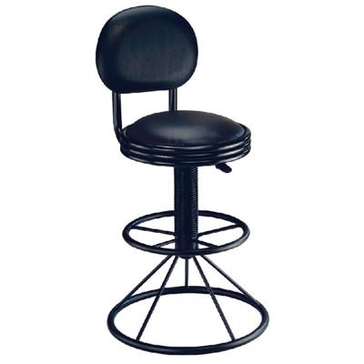 【ONE 生活】肯海特吧台椅(黑)