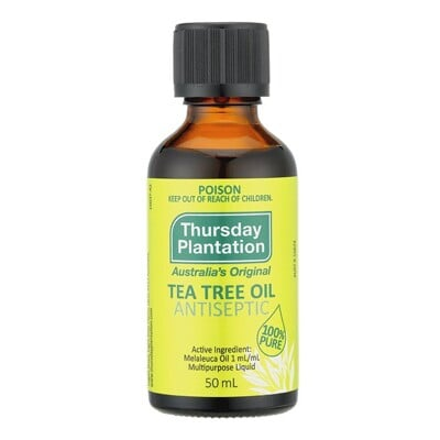 【星期四農莊Thursday Plantation】茶樹精油50ml(感受澳洲100%認證精油