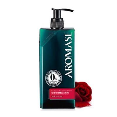 Aromase 艾瑪絲 玫瑰強健豐盈洗髮精(400ml) 洗髮精/洗髮乳/洗髮露