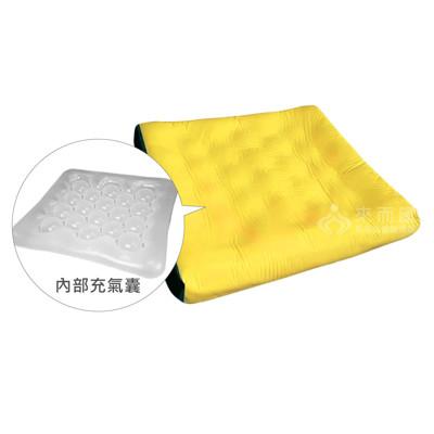 【惠生】HS-207-Y 矽膠充氣坐墊 (複合式座墊)