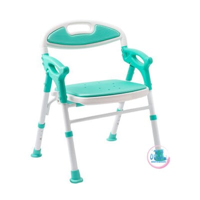 Sunlus 三樂事 摺疊式 軟墊 洗澡椅 SP5606 單入【生活ODOKE】