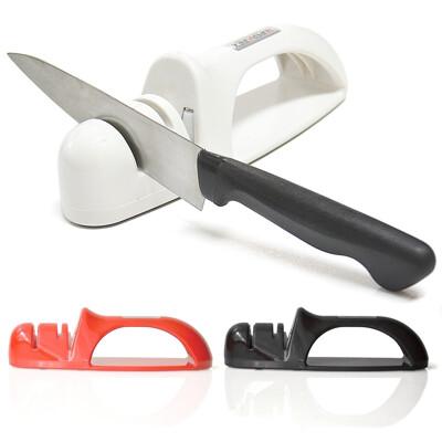 [促銷] 日本製造Shimomura三用刀刃陶瓷磨刀器