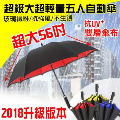 【魔小物】超級大自動開防風曬雨傘