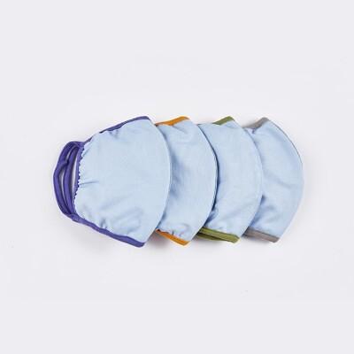 ATUM超透氣消臭天絲棉可水洗可重複使用口罩套台灣製