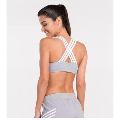 運動休閒背心內衣韻律有氧跑步瑜珈LETS SEA-KOI時尚款必備
