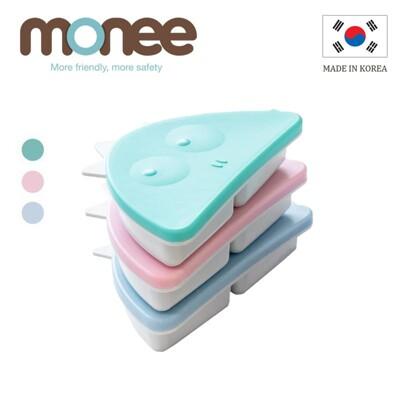 【韓國monee】恐龍造型餐盒/3色 寶寶餐具  (學習餐具 寶寶餐具)
