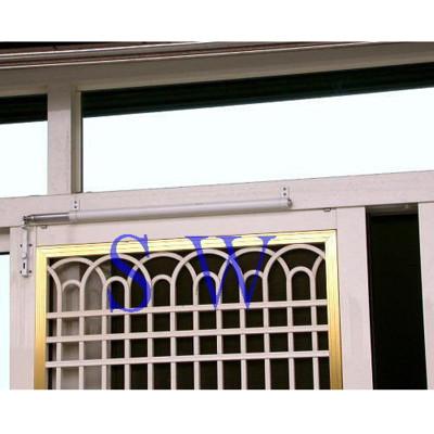 HD052 重型加長門弓器 橫拉自動關門器 紗門自動關門器 氣壓式自動關門器(重型)