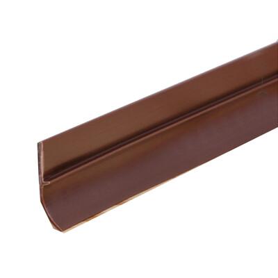 DM91 長91CM 門底氣密條(背膠)軟硬膠 門底縫擋條 門底隔音條 毛刷條 壓條 門縫條 防蟲條