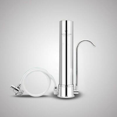 【FUTURE LAB. 未來實驗室】ABSOLUTEPURE 直飲濾水器(含濾心*1)【JC科技】