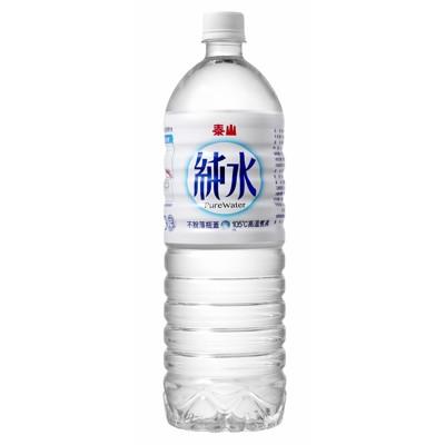 泰山 純水 (1500ml*12入/箱)