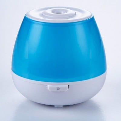 【GM490】自然聲加濕器 USB空氣霧化加濕器 七彩燈加濕器 靜音