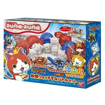 BANDAI 妖怪手錶 YO-KAI WATCH 動力沙玩具 4549660091165