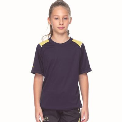 【SAIN SOU】童中性款台灣製吸濕排汗T恤T26402-01
